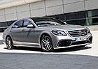 Mercedes-AMG S prošel faceliftem. S 63 vyměnilo 5,5litr za čtyřlitr s 450 kW