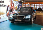 Mercedes a Bosch představují parkoviště budoucnosti. Co všechno bude umět?