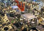 Česká výroba aut v pololetí stoupla o 5,1 % na rekordních 756.468 vozů