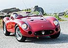 Maserati 300 S (1955-1958): Když bylo na trojzubec krátké i Ferrari. Dnes stojí 130 milionů!