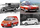 Tatra a její lehká užitková vozidla: Od T 13 až po model Beta