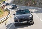 Nové Porsche Cayenne odhaluje detaily: Platforma z Bentaygy, motory z Panamery