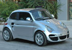 Je tenhle Fiat 911 nejhorší přestavbou všech dob? Galerie napoví, že konkurence je vysoká