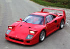 Ferrari F40 slaví třicátiny: Vývoj kultovního supersportu byl brutálně rychlý!