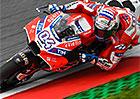Motocyklová VC Rakouska: Strhující bitvu vyhrál Dovizioso