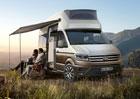 Volkswagen proměnil Crafter ve studii obytného vozu California XXL