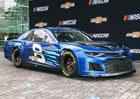 Chevrolet: Nový speciál pro NASCAR má tvář modelu Camaro ZL1