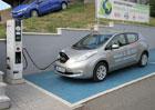 Tak už i u nás se chystá série opatření na podporu elektromobilů