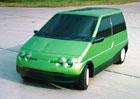 Liaz měl na začátku devadesátých let vyrábět elektromobil! Projekt 01.02 XGJ ale skončil fiaskem