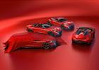 Aston Martin představuje nový speedster a kombík. Dvanáctiválcový!