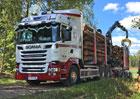 Scania R 730 V8 s Hiab HiVision aneb virtuální realita v praxi
