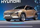 Vodíková budoucnost Hyundaie. Toyotě Mirai bude konkurovat tohle SUV