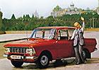 Moskvič 412 slaví 50 let. Připomeňte si úsměvné propagační snímky