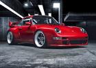 Gunther Werks 400 R je nádherné dílo na základech Porsche 911 generace 993