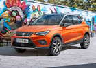 Auta na náplavce: Seat ukáže světu nové SUV Arona. A co dalšího?