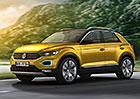 Volkswagen T-Roc: Das Crossover si troufá i mimo město