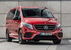 Mercedes-Benz oficiálně rozšiřuje nabídku provedení třídy V