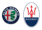 FCA zvažuje prodej značek Alfa Romeo a Maserati