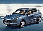 Porsche Cayenne: Unikly oficiální fotky třetí generace