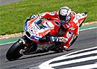 Motocyklová VC Velké Británie 2017: Andrea Dovizioso byl lepší než tři ladičky
