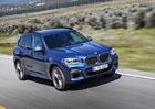 Nové BMW X3 odhalilo český ceník. Známe i cenu vrcholného M40i!