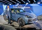 Porsche Cayenne: Třetí generace se představila v továrním muzeu v Zuffenhausenu