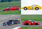 Ferrari a závodní speciály odvozené ze sériových modelů (1. díl)