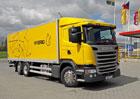 Scania G320 GX2 Hybrid: Nejsilnější hybrid