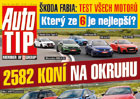 Auto Tip 19/2017: Mazda CX-3 vs. Opel Crossland X vs. Renault Captur