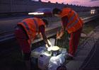 Noční práce na dálnici: Probíhat mají všude, ale neděje se tak. Proč tomu tak je?