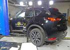Euro NCAP 2017: Mazda CX-5 – Skyactiv a Kodo opět s pěti hvězdami