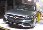 Euro NCAP 2017: Mercedes-Benz C Cabriolet – Plný počet hvězd i s plátěnou střechou