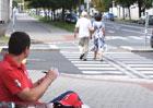 Přechody pro chodce: Absolutní přednost není, ale…