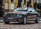 Testujeme nejluxusnější Bentley současnosti. Jak jezdí limuzína za 10 milionů korun?