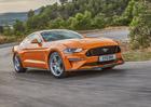 Ford oficiálně uvádí modernizovaný Mustang pro Evropu