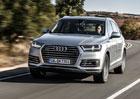 Audi Q7 e-tron quattro: Hybrid kombinuje V6 TDI a pohon všech kol