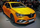 Renault Mégane R. S.: Výkon podle verze, 4Control vždy a hlavně manuál!