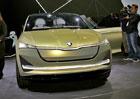 Škoda ve Frankfurtu ukázala koncept Vision E a odkrývá elektrické karty. Co pro příští roky chystá?