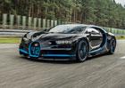 Bugatti Chiron: Jak zlomit rekord z 0-400-0 km/h? Chtělo to Juana Pabla Montoyu!