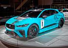 Jaguar I-Pace eTrophy: Závody britských elektromobilů doplní šampionát Formule E