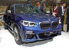 Nové BMW X3 poprvé naživo: Nehraje na objem, jede fitness!