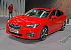 Subaru Impreza poprvé naživo: Je obrovská, přestože na to nevypadá. V ČR bude ještě letos!