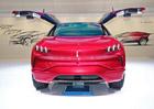 Wey XEV Concept: Číňané představili svoji Teslu Model X