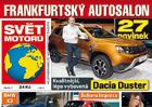 Svět motorů 38/2017: Autosalon Frankfurt