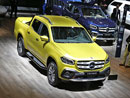 Mercedes-Benz X poprvé naživo. Hodně dobře zamaskovaná Navara!