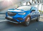 Opel Grandland X odhalil český ceník. Německá 3008 zatím nabízí jen dva motory