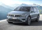 VW Tiguan Allspace odhalil první cenu. Na kolik přijde delší rozvor?