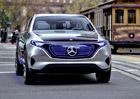 Daimler investuje miliardu dolarů do továrny v USA. Chce vyrábět elektrická SUV