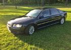 To je ta, co méně drncala! Audi A8 prezidenta Václava Klause může být vaše. A nestojí moc
