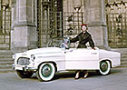 Škoda 450: Předchůdce slavné Felicie debutoval před 60 lety